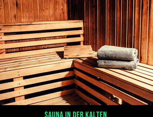 Saunazeiten 21/22